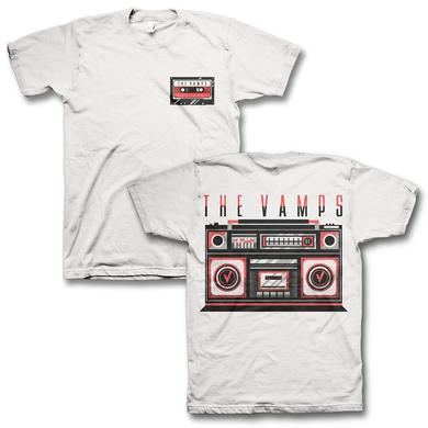 The Vamps Boombox T-Shirt