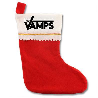 The Vamps Felt Holiday Stocking