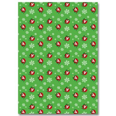The Vamps Holiday Wrapping Paper (3pcs)
