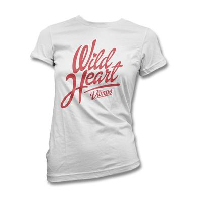 The Vamps Wild Heart Logo T-shirt - Women's