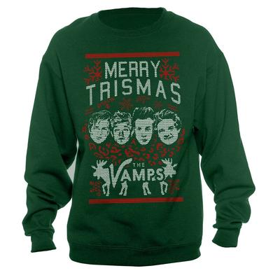 The Vamps Merry Trismas Holiday Sweater