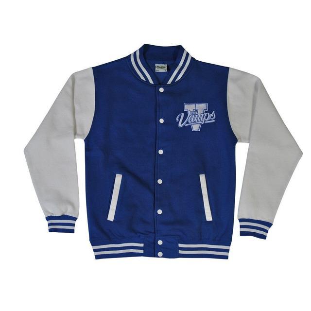 The Vamps Varsity Jacket