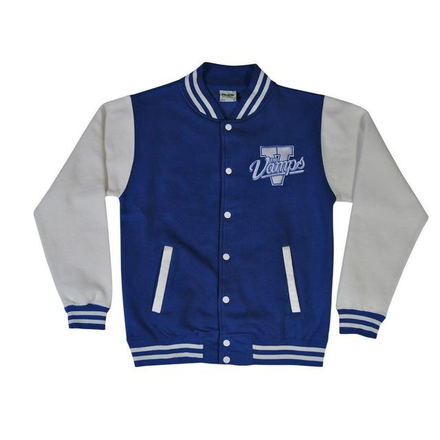 The Vamps Varsity Jacket