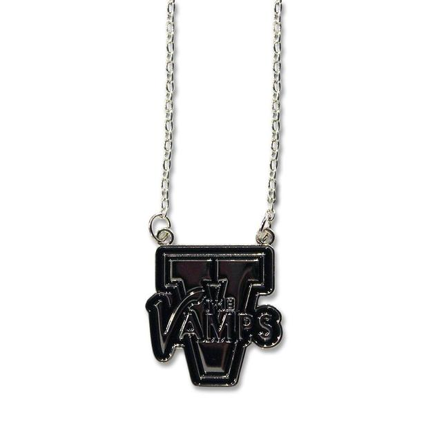 The Vamps Varsity Logo Necklace