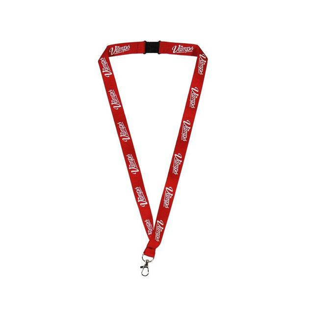The Vamps Red Lanyard