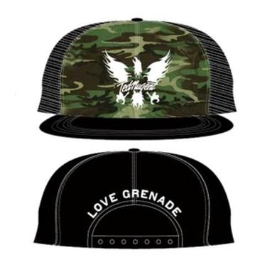 Ted Nugent Love Grenade Cap