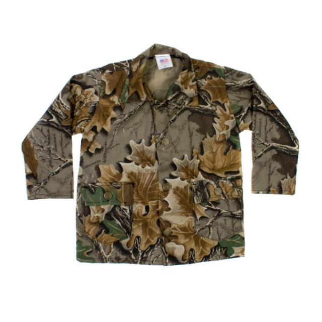 Ted Nugent Kids Camo Jacket
