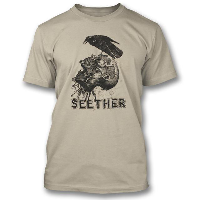 Seether Raven T-Shirt