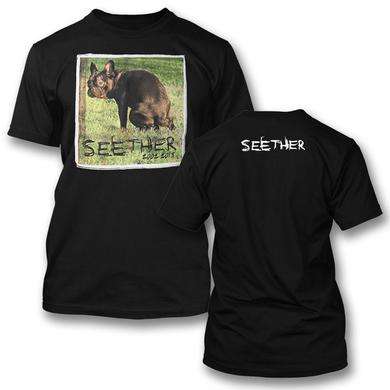 Seether Greatest Hits T-Shirt