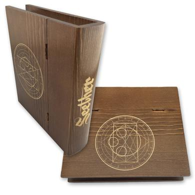 Seether Wooden Book Stash Box