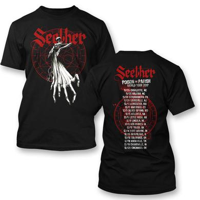 Seether Creeper Tour T-Shirt