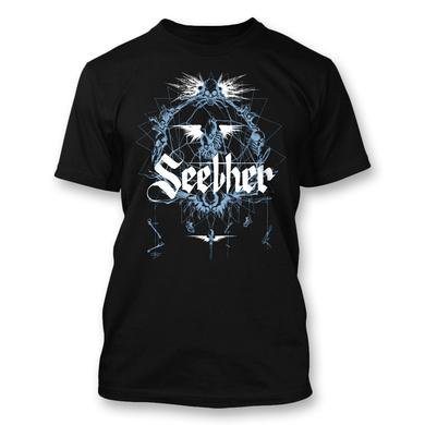 Seether Dreamcatcher T-Shirt (Blue)