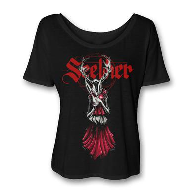 Seether Mask Women's Slouchy Tee