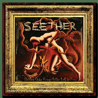 Seether Holding Onto Strings - CD