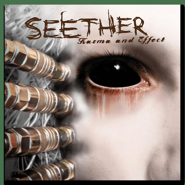 Seether Karma and Effect CD