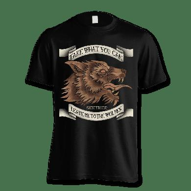 Seether Leave Me To The Wolves T-shirt