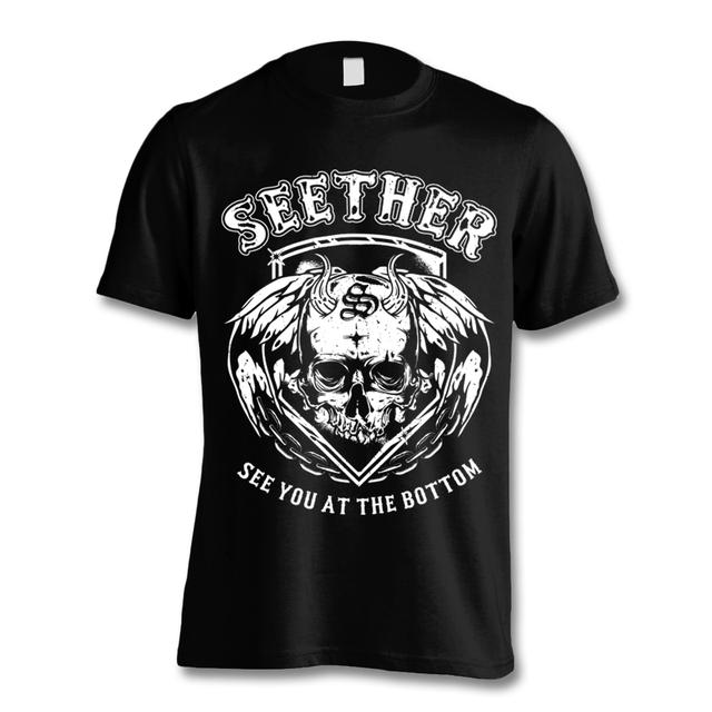 Seether See You At The Bottom T-shirt