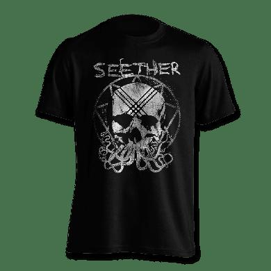 Seether Octoskull T-shirt