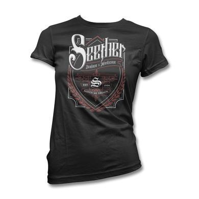 Seether Beer Label  T-shirt - Women's