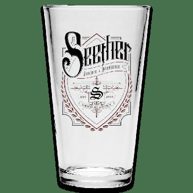 Seether Watch Me Drown Pint Glass