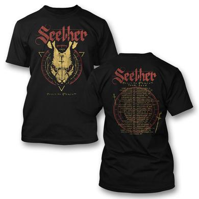 Seether Rabbit Tour T-Shirt