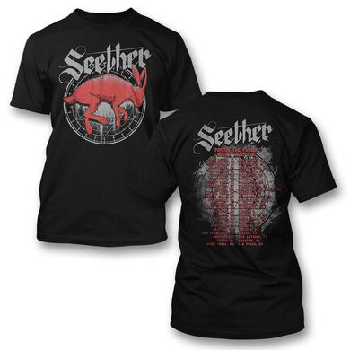 Seether Fading Hare Tour T-Shirt