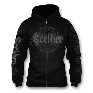 Seether Parish Zip Hoodie