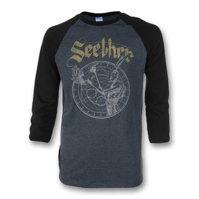 Seether Stabbed Raglan
