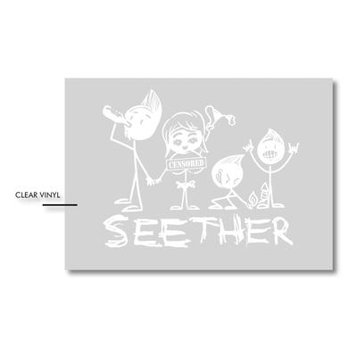 Seether Stick Family Sticker
