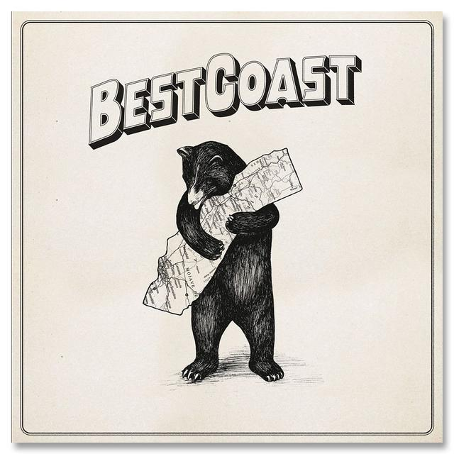 Best Coast - The Only Place CD