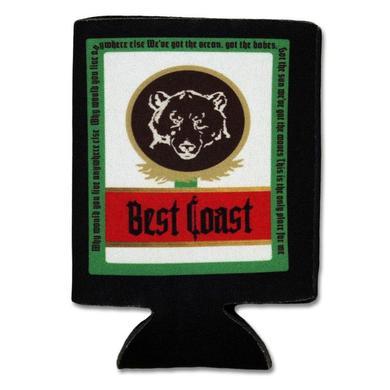 Best Coast Bear Koozie