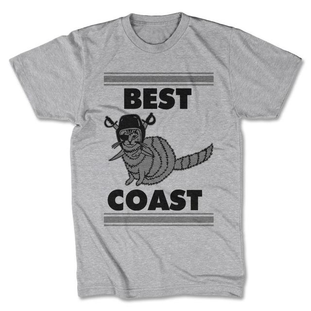 Best Coast Snack Raider Tee