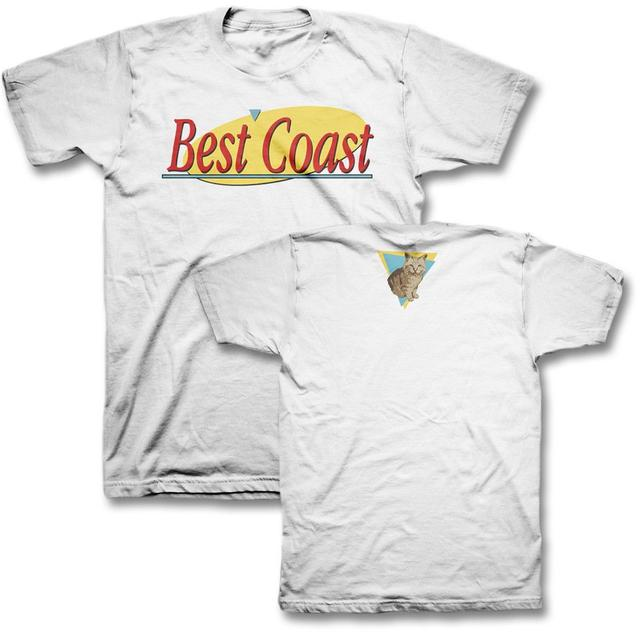 Best Coast Snacks T-shirt