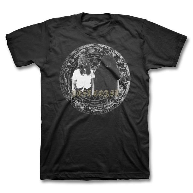 Best Coast Astrology T-shirt
