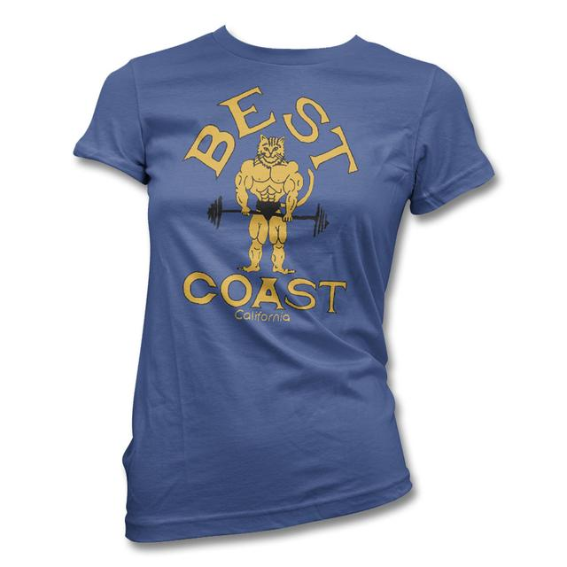 Best Coast Gym T-shirt - Women's