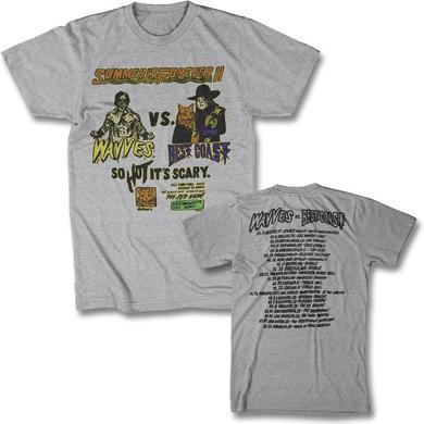 Best Coast Summer Forever Tour T-shirt - Men's (Grey)