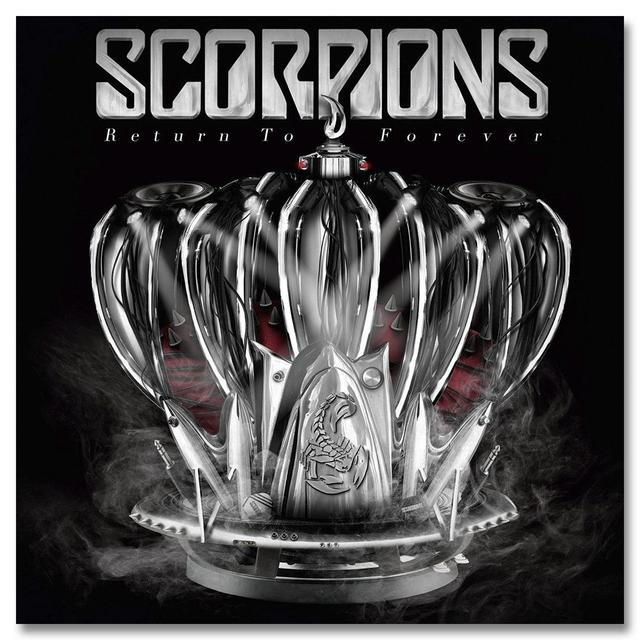 Scorpions Return to Forever - CD (US Version)