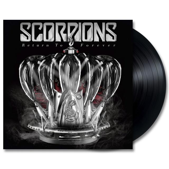 Scorpions Return to Forever - LP (US Version)