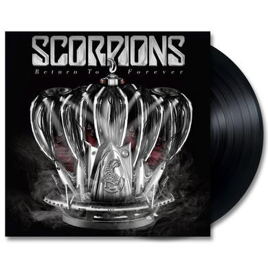 Scorpions Return to Forever - LP (US Version) (Vinyl)