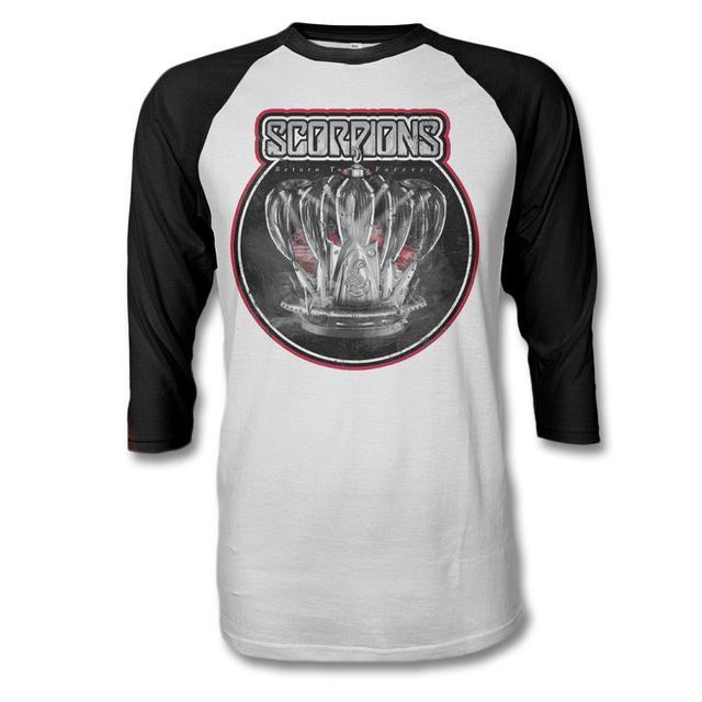 Scorpions Crown Raglan T-shirt