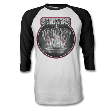 Scorpions Crown Raglan T-shirt