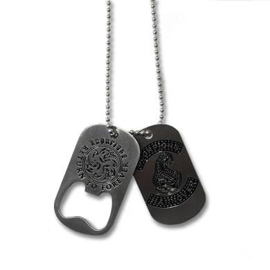 Scorpions Hannover Dog Tags Necklace