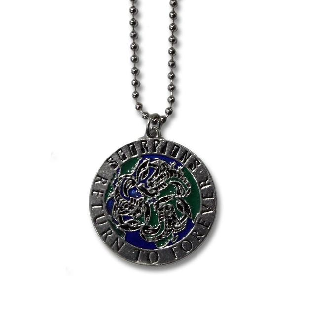 Scorpions Return to Forever Necklace