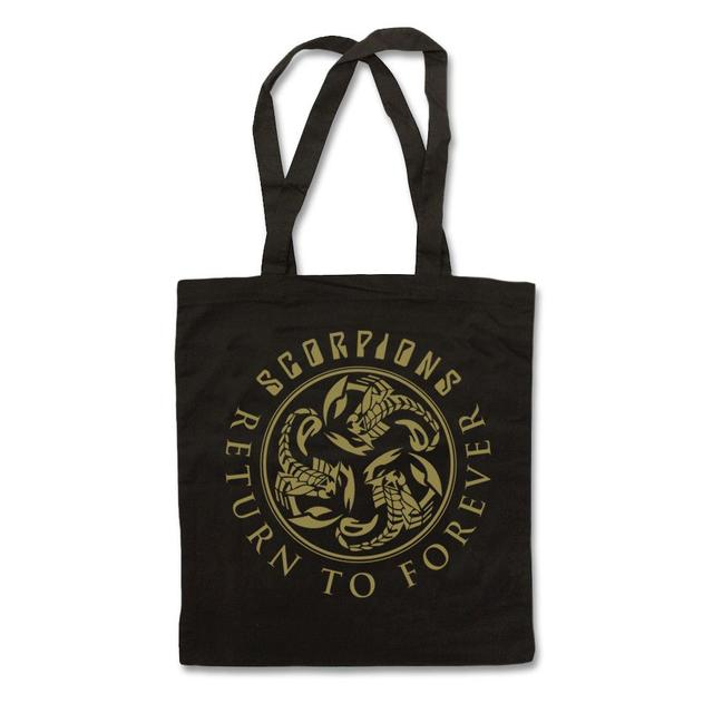 Scorpions Return To Forever Cloth Tote Bag