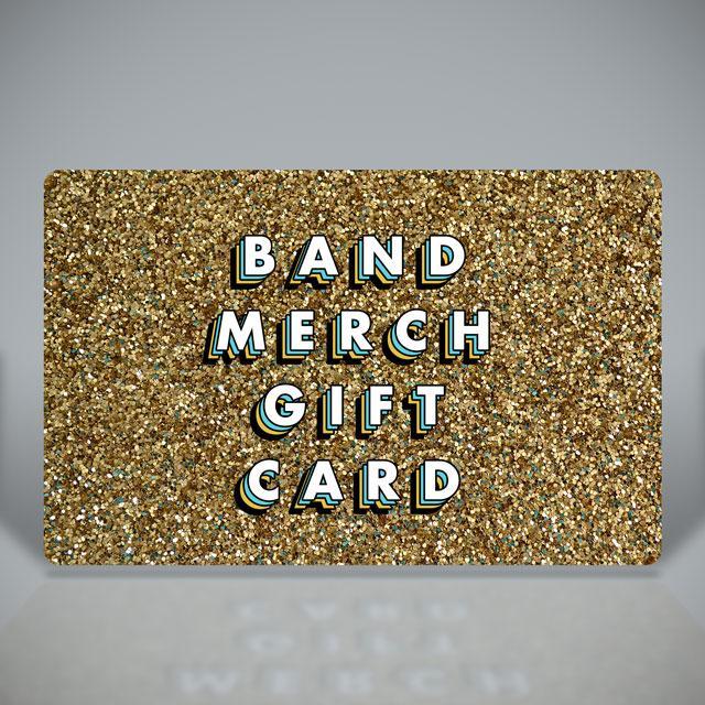 Merchbar Gift Cards Merchbar Glitterific Gift Card