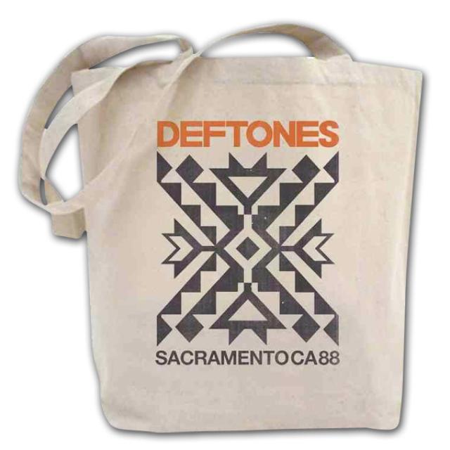 Deftones Geometry Tote