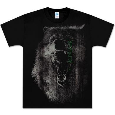 Deftones Neon Wolf T-Shirt