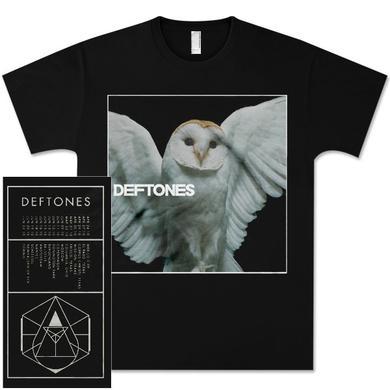 Deftones Diamond Cover Tour T-Shirt