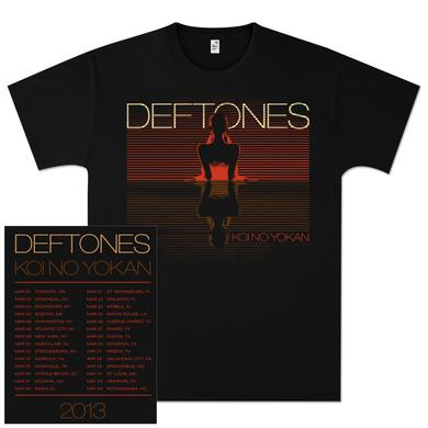 Deftones Reflection Tour T-Shirt