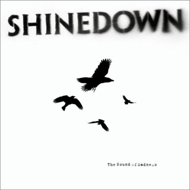 Shinedown The Sound of Madness (CD)